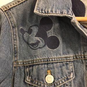 Limited Edition Mickey Denim Jacket